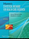Munro's Statistical Methods for Health Care Research with Access Code