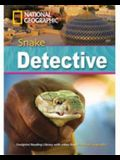 Snake Detective + Book with Multi-ROM: Footprint Reading Library 2600