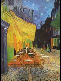 Van Gogh's Cafe Terrace at Night Notebook