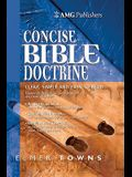 Amg Concise Bible Doctrines