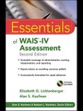 Essentials of Wais-IV Assessment [With CDROM]