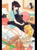 Komi Can't Communicate, Vol. 10, Volume 10