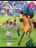 Spirit Untamed: Pals Stick Together: A Sticker & Activity Book