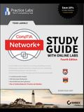 Comptia Network+ Studty Guide, 4e & Online Lab Card Bundle