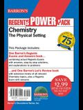 Regents Chemistry Power Pack: Let's Review Chemistry + Regents Exams and Answers: Chemistry