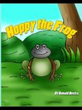 Hoppy the Frog: The Princess and Frog (Bedtime Inspirational Stories)