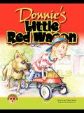 Donnie's Little Red Wagon