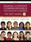 Making Content Comprehensible for English Learners: The Siop Model, with Enhanced Pearson Etext -- Access Card Package