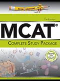Examkrackers Complete MCAT Study Pkg: 5 Book Package