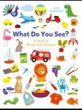 What Do You See? a Book Full of Words and Pictures