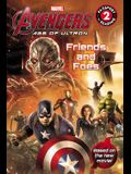 Marvel's Avengers: Age of Ultron: Friends and Foes