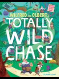 Wilfred and Olbert's Totally Wild Chase: A Puzzle Activity Story Book