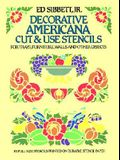 Decorative Americana Cut & Use Stencils