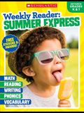 Weekly Reader: Summer Express (Between Grades K & 1) Workbook