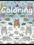 Wonderful Whimsical Coloring
