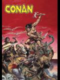 The Marvel Art of Savage Sword of Conan