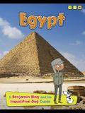 Egypt: A Benjamin Blog and His Inquisitive Dog Guide (Country Guides, with Benjamin Blog and his Inquisitive Dog)