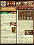 Beer - Craft & Culture: Quickstudy Laminated Reference Guide to Brewing, Ingredients, Styles & More
