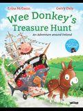Wee Donkey's Treasure Hunt: An Adventure Around Ireland