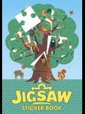Jigsaw Sticker Book