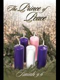 The Prince of Peace Bulletin (Pkg 100) Advent