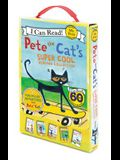 Pete the Cat's Super Cool Reading Collection: 5 I Can Read Favorites!