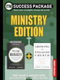 It's the Manager: Ministry Edition Success Package