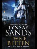 Twice Bitten: An Argeneau Novel