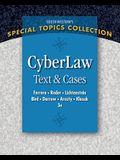 Cyberlaw: Text and Cases