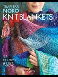 Knit Blankets: 25 Colorful & Cozy Throws