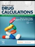 Brown and Mulholland's Drug Calculations: Ratio and Proportion Problems for Clinical Practice
