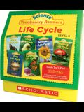 Science Vocabulary Readers: Life Cycles: Exciting Nonfiction Books That Build Kids' Vocabularies