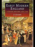 Early Modern England: A Social History 1550-1760