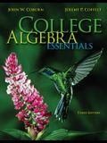 College Algebra Essentials with Aleks 18 Week Access Card