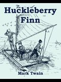 Huckleberry Finn (Large Print Edition)