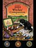 Llewellyn's 2022 Witches' Companion: A Guide to Contemporary Living