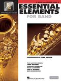 Essential Elements for Band - Book 2 with Eei: Eb Alto Saxophone [With CD (Audio)]