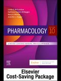 Pharmacology Online for Pharmacology (Retail Access Card and Textbook Package): A Nursing Process Approach