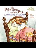 The Bilingual Fairy Tales Princess and the Pea: La Princesa Y El Guisante