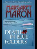 Death in Blue Folders