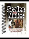 Scales & Modes: Easy to Read, Easy to Play; For Every Instrument