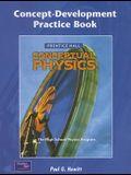 Conceptual Physics Concept-Development Practice Book