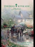 Thomas Kinkade Studios 2022 Monthly Pocket Planner Calendar with Scripture