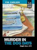 Murder in the Dog Days
