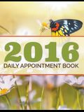 2016 Daily Appointment Book
