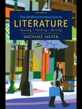 The Bedford Introduction to Literature: Readi