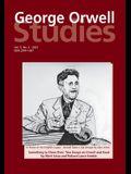 George Orwell Studies Vol.5 No.2