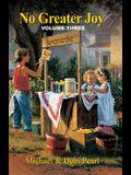 No Greater Joy: Volume Three