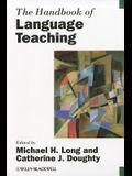 Handbook of Language Teaching