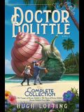 Doctor Dolittle the Complete Collection, Vol. 1, Volume 1: The Voyages of Doctor Dolittle; The Story of Doctor Dolittle; Doctor Dolittle's Post Office